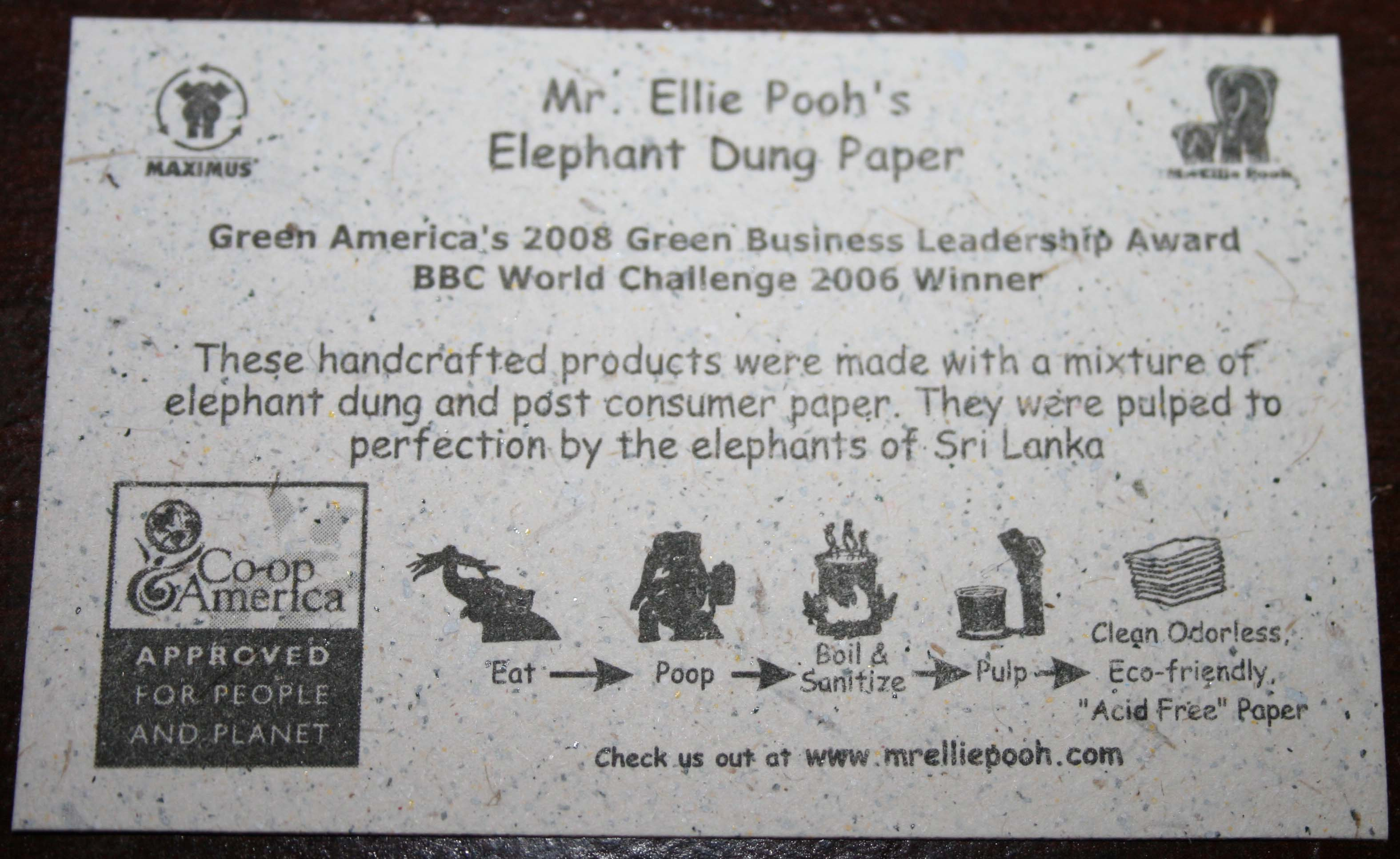 elephant poop paper Talking toilet paper spindle - funny bathroom gag gifts - makes your toilet paper talk - record up to 10 secs of audio - fun white elephant gifts - hilarious prank - recordable toilet roll talker.