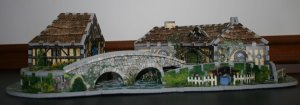 Hobbit village front
