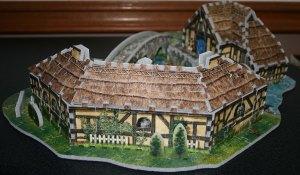 Hobbit village side