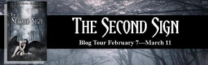 The Second Sign Blog Tour Banner 600x188