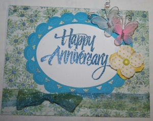 butterfly anniversary