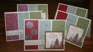 Frosted card 2
