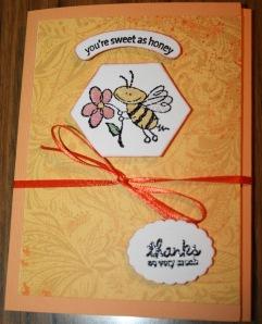 honey front